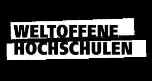 Logo Weltoffene Hochschulen